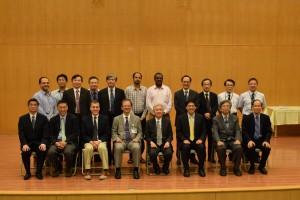 哈佛肝臟週 肝臟疾病國際學術研討會 貴賓合影